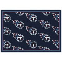Buy NFL Tennessee Titans Repeating Large Area Rug from Bed ...