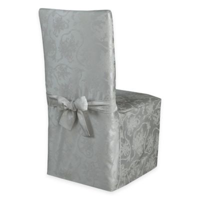 chair covers at christmas tree shop three bench ribbons dining room - bed bath & beyond