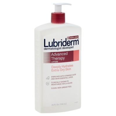 Lubriderm 24 oz Advanced Therapy Lotion Bed Bath Beyond