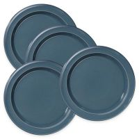 Buy Emile Henry Dinner Plates in Blue Flame (Set of 4 ...