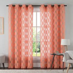 Outdoor Kitchen Cost Containers Set Vcny Aria Window Curtain Panel - Bed Bath & Beyond