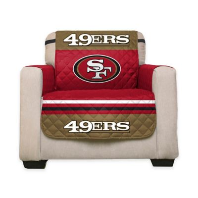 Buy NFL San Francisco 49ers Chair Cover from Bed Bath  Beyond