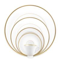 Pickard Signature Gold Dinnerware Collection - Bed Bath ...