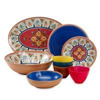Mesa Medallion Dinnerware - Bed Bath & Beyond