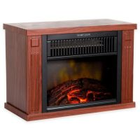 Buy Northwest Mini Portable Electric Fireplace Heater in ...