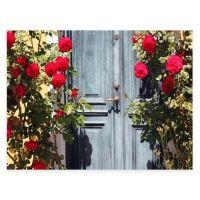 Buy Secret Door All Weather Outdoor Canvas Wall Art from ...