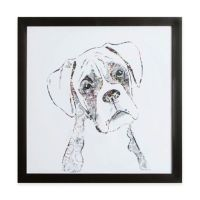 Graham & Brown Boxer Framed Wall Art