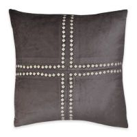 Buy Callisto Home Studded Cleo Square Throw Pillow in ...