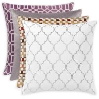 Make-Your-Own-Pillow Throw Pillow Cover Collection - Bed ...