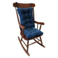 Large Rocking Chair Cushion Sets Childrens Chairs Shop For Pads, Bar Stool Covers & Rocker - Bed Bath Beyond