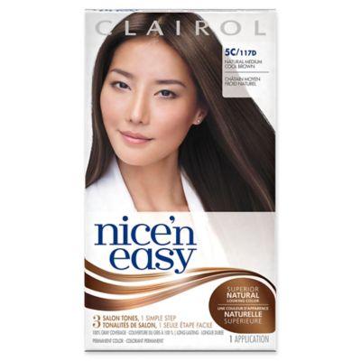 Buy Clairol Nice N Easy Permanent Hair Color 5C117D