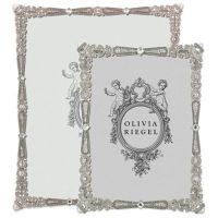Olivia Riegel Waldorf Picture Frame in Silver - Bed Bath ...