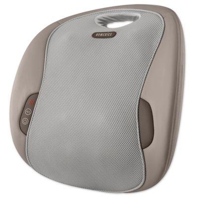 HoMedics Shiatsu Pro Back Massager with Heat  Bed Bath
