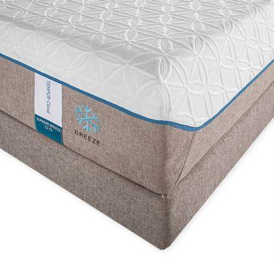 TempurPedic TEMPURCloud Supreme Breeze Mattress  Bed