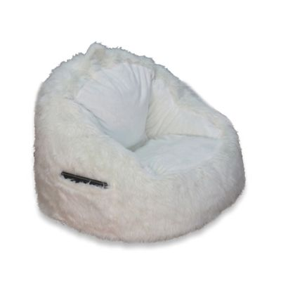 Furry Bean Bag Chair The One Thing That Will Make Your Room So Much Cozier