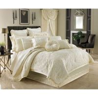 J. Queen New York Marquis Queen Comforter Set - Bed Bath ...