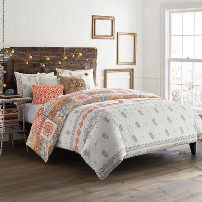 Anthology Jodhpur Reversible Comforter Set in Natural
