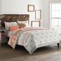 Anthology Jodhpur Reversible Comforter Set in Natural ...