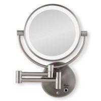 Zadro 10x/1x Cordless LED Lighted Wall Mirror - Bed Bath ...