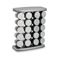 Olde Thompson 20 Jar Traditional Spice Rack - Bed Bath ...