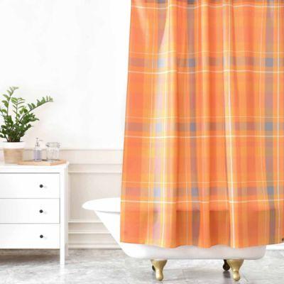 Buy DENY Designs Allyson Johnson Fall Time Plaid Shower