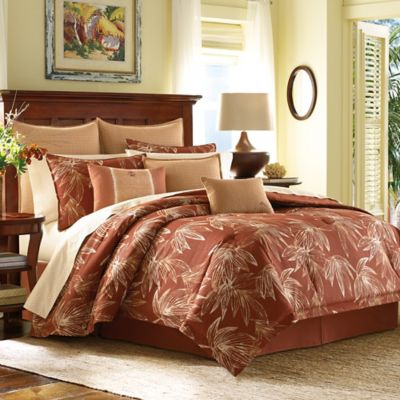 Tommy Bahama Cayo Coco Comforter Set  Bed Bath  Beyond