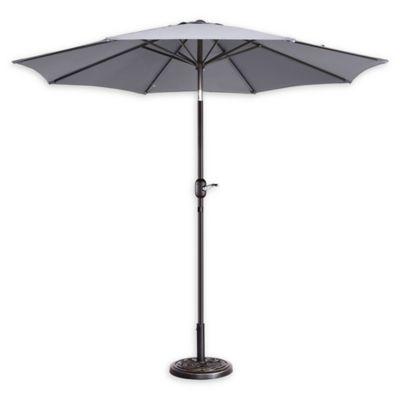 villacera 9 foot patio umbrella bed