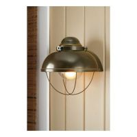 Cabela's Grand River Lodge Fisherman Wall Sconce