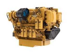 New | Cat C32 ACERT Marine Propulsion Engine (EPA Tier 3) | Equipment ID: 18499457 | Hawthorne Cat