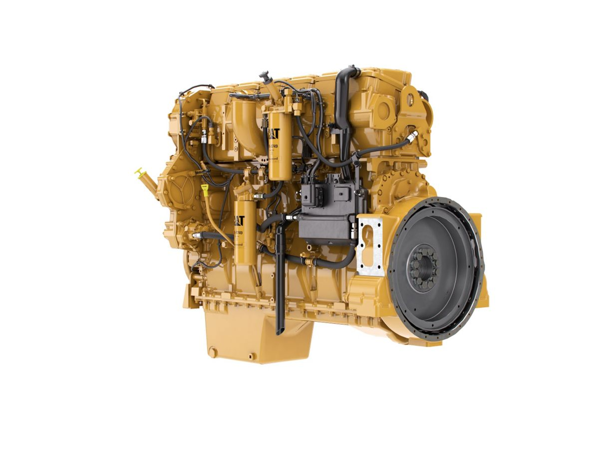 Cat | Cat ® C15 ACERT™ Industrial Diesel Engine | Caterpillar