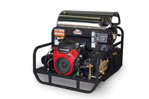 Hot-water Pressure Washers