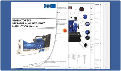 Fg Wilson Generator Control Panel Wiring Diagram