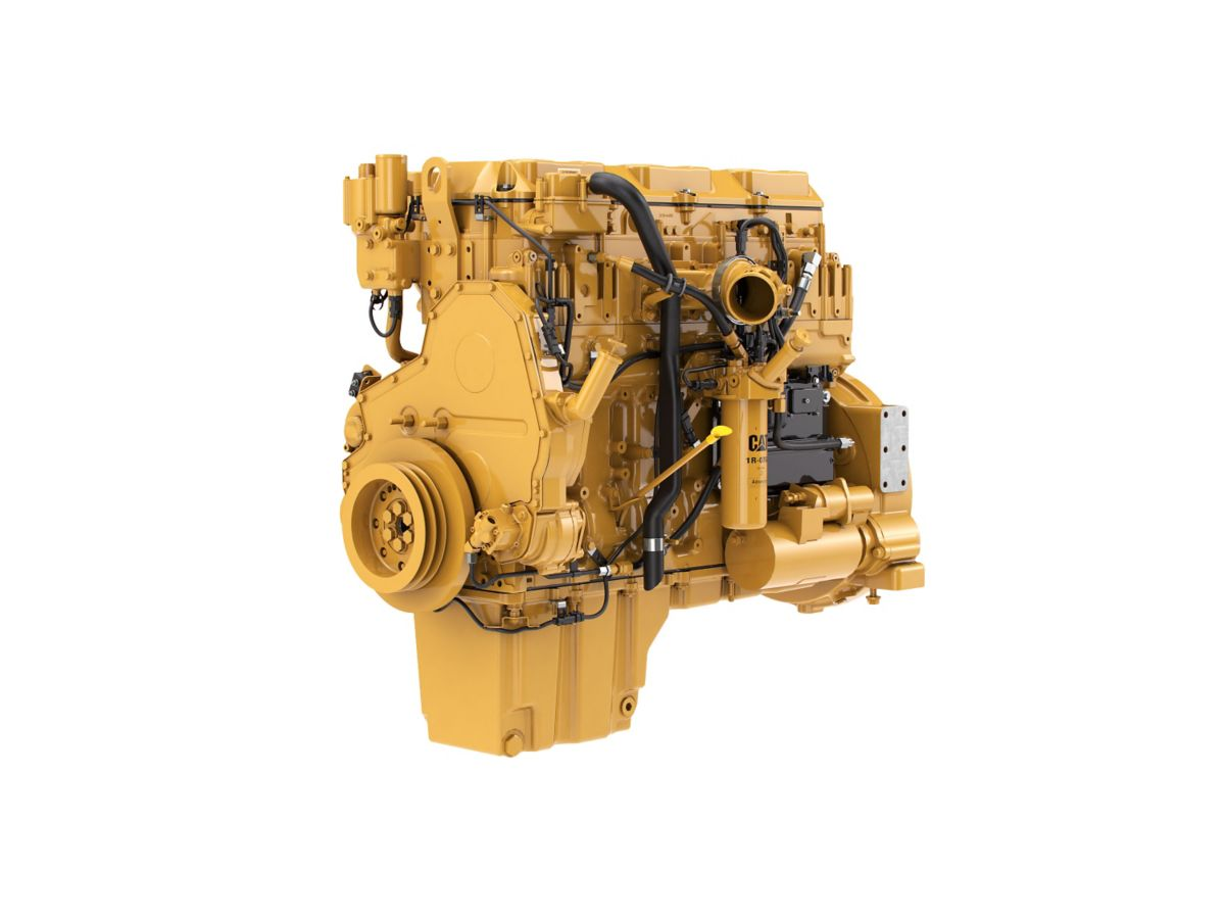 Cat | Cat ® C11 ACERT™ Industrial Diesel Engine | Caterpillar