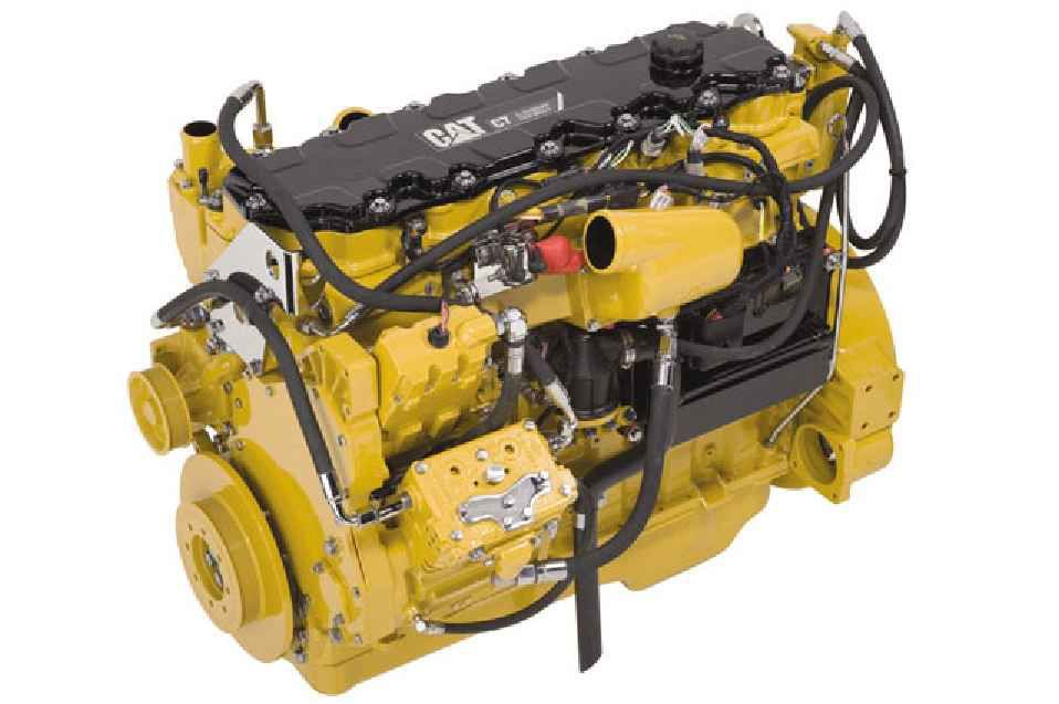 Cat | Cat ® C7 ACERT™ Industrial Diesel Engine | Caterpillar