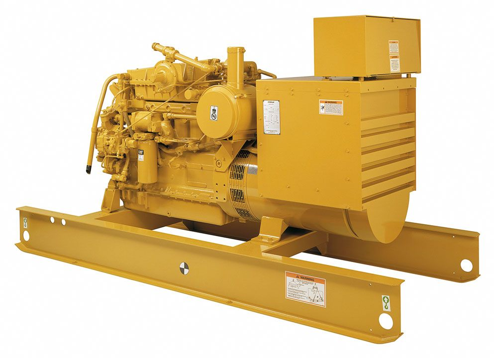 Cat | G3306 Gas Generator Set | Caterpillar