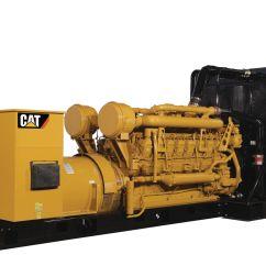 Kubota Generator Wiring Diagram Sub Diagrams Car Audio Cat Diesel Generators Large Caterpillar Sets