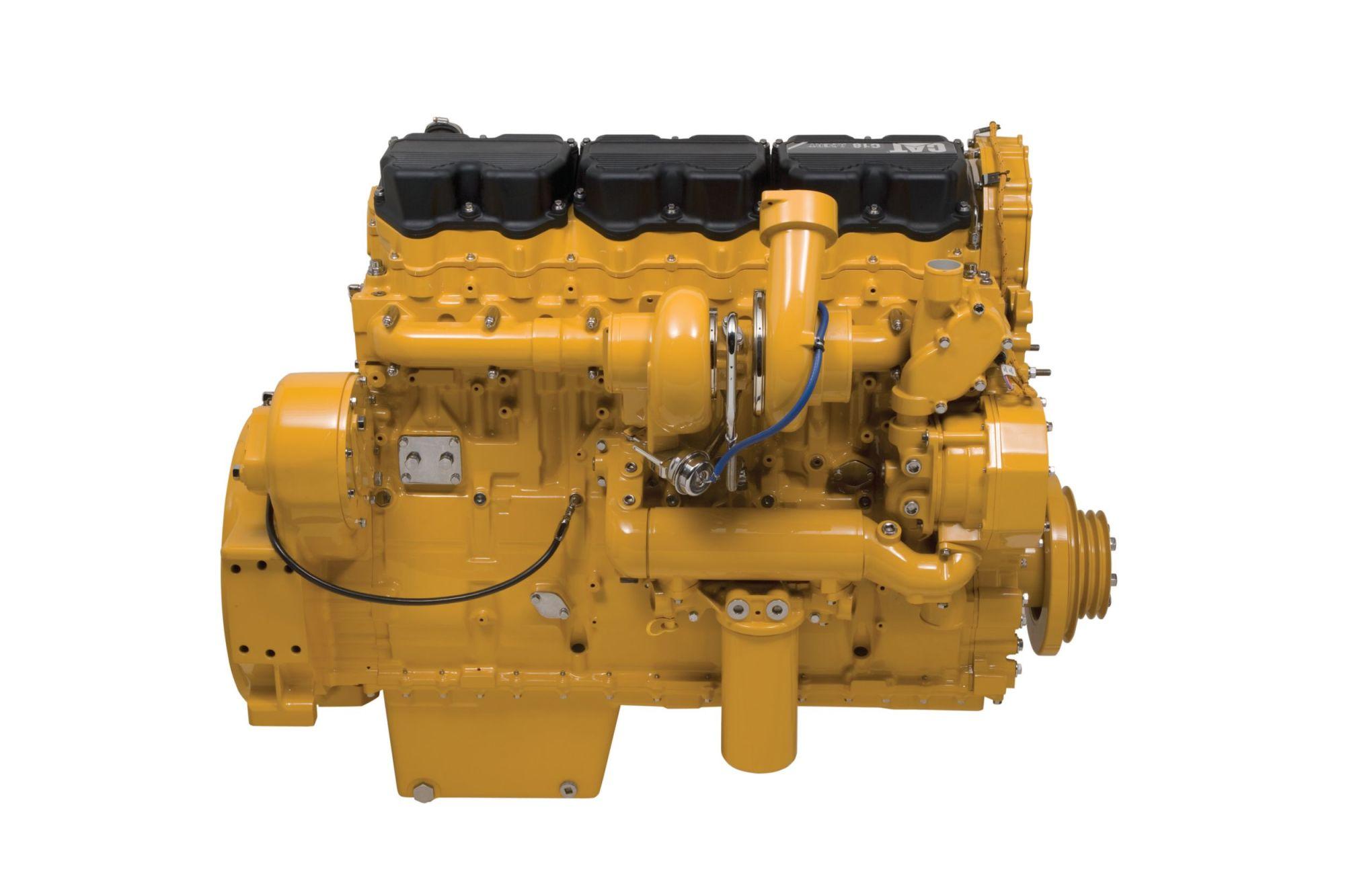 hight resolution of c18 acert land mechanical drilling engine