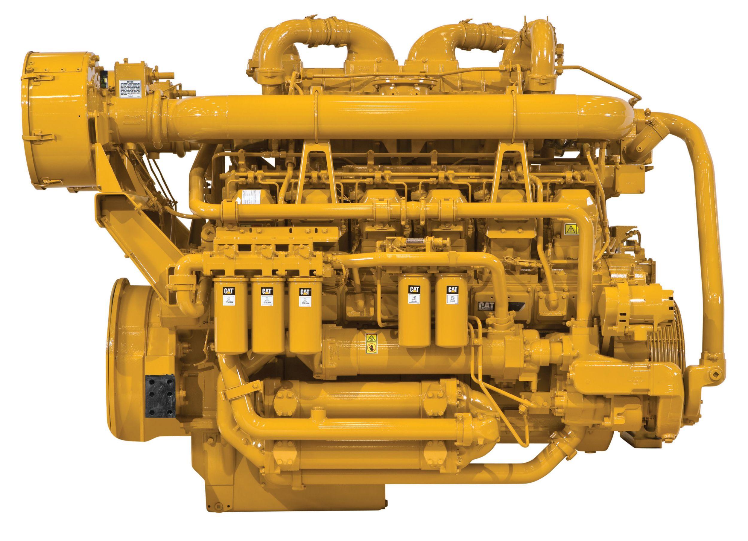 Cat | Cat ® 3512C Industrial Diesel Engine | Caterpillar