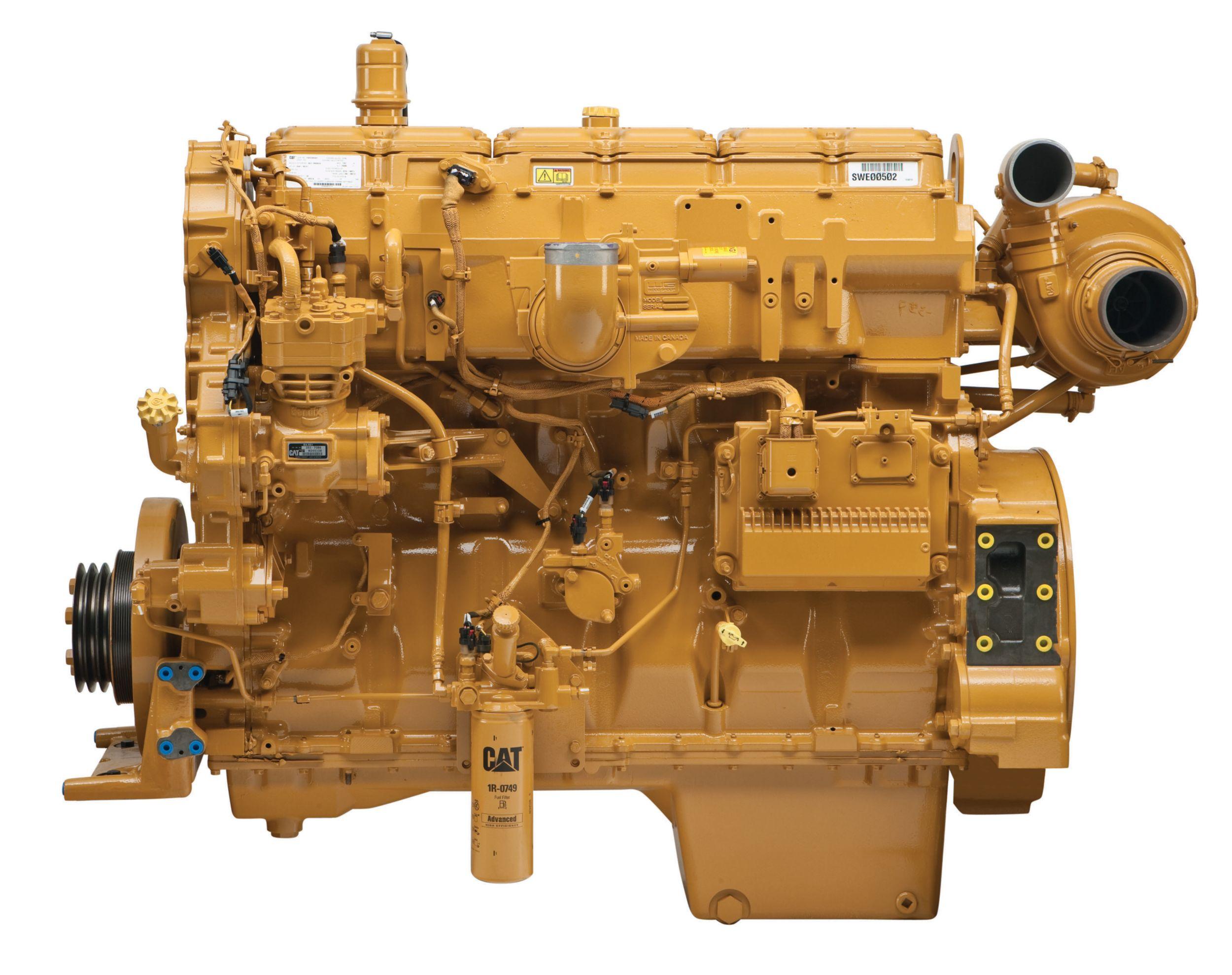 caterpillar c15 engine diagram