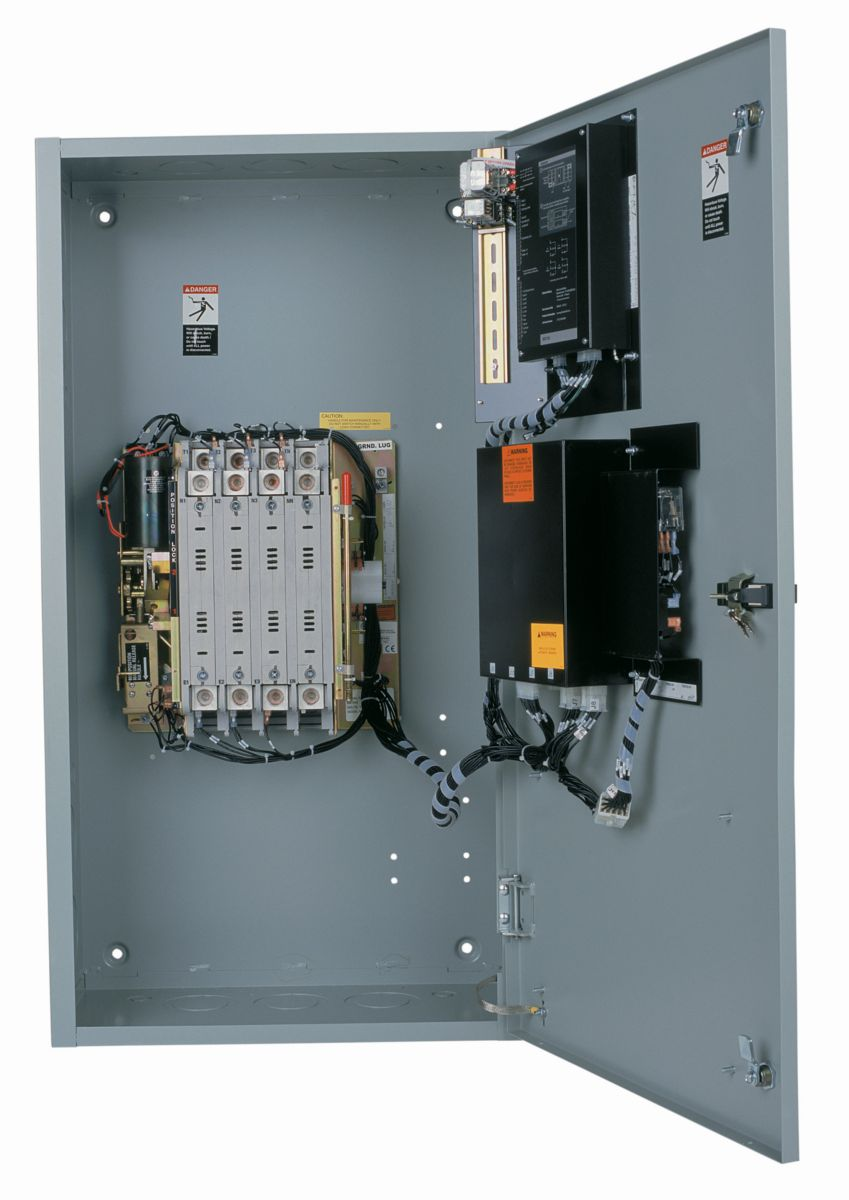 Cat | CTG Series Automatic Transfer Switch | Caterpillar
