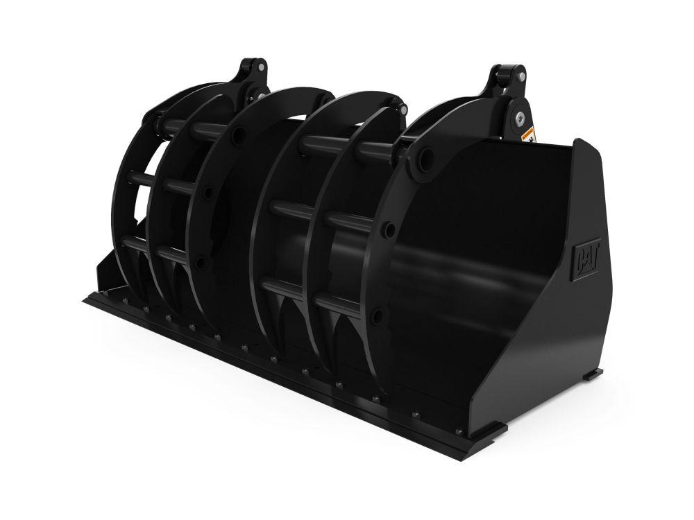 medium resolution of industrial grapple buckets
