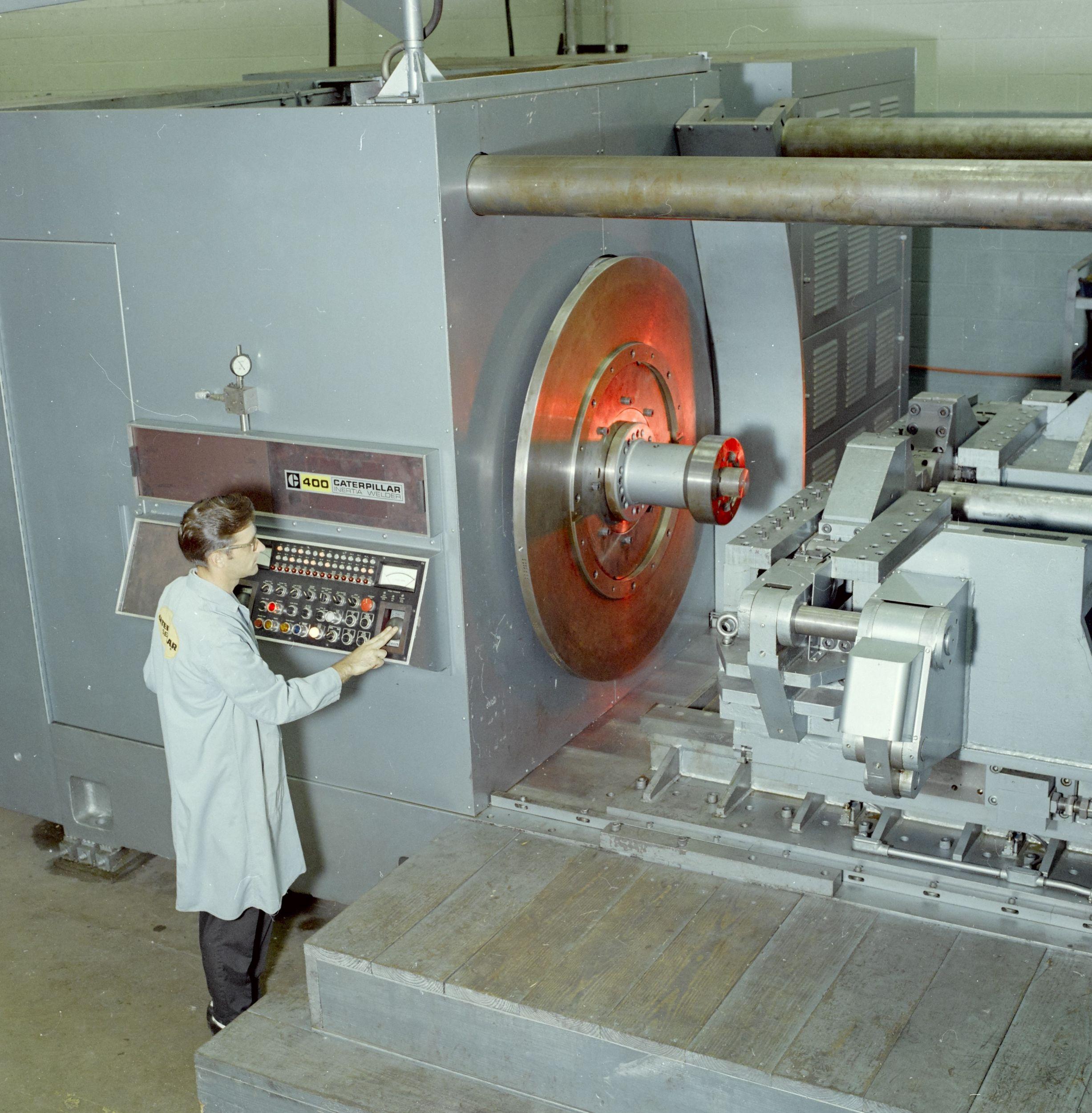 hight resolution of innovation in welding
