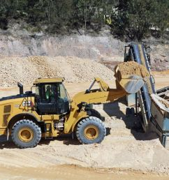 optional configurations and equipment may vary from region to region and requires conformance to caterpillar payload policy  [ 1200 x 800 Pixel ]