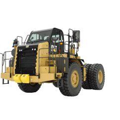 Detroit Series 60 Ecm Wiring Diagram Briggs And Stratton Starter Cat Off Highway Trucks Road Dump Caterpillar 770g Wtr Bare Chassis