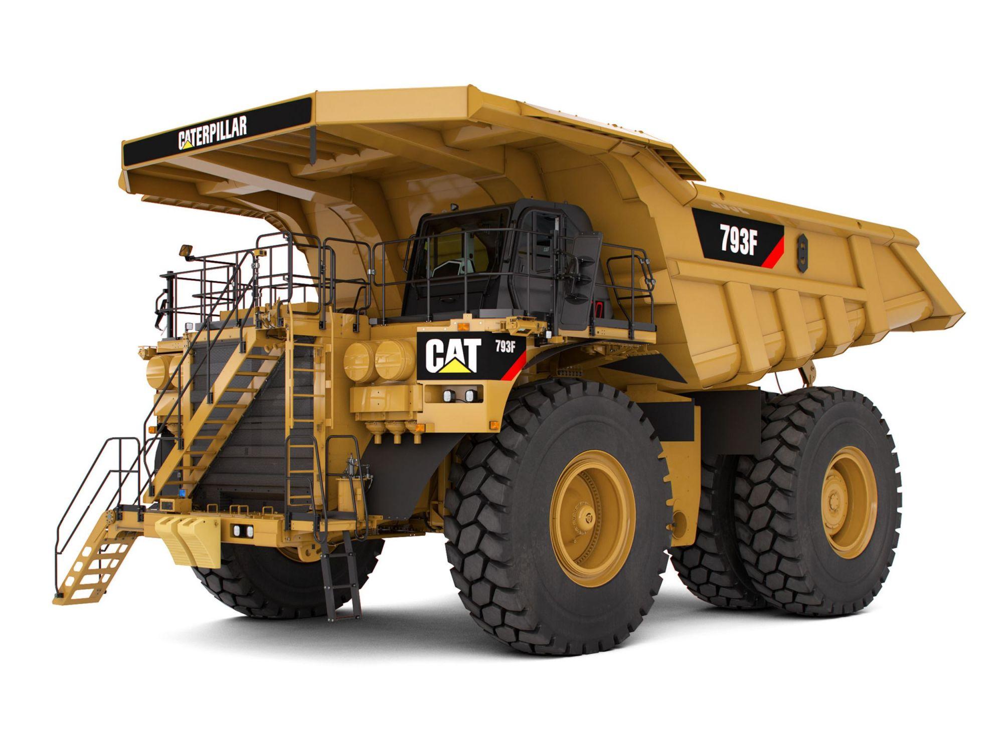 hight resolution of 793f mining truck