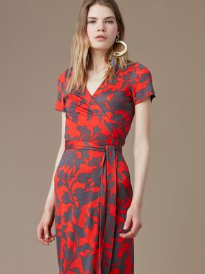 Dvf Designer Wrap Dress & Collection