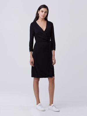 DVF New Julian Two Wrap Dress
