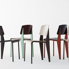 Chair Design Standards Kneeling Canada Prouvé Standard Sp Within Reach