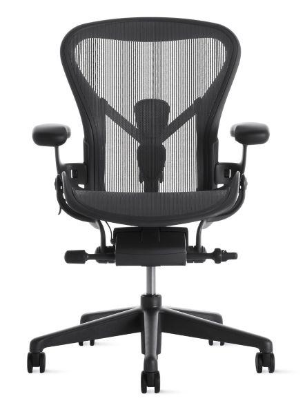 office chair herman miller aeron packable camp