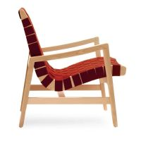 Risom Arm Lounge Chair - Design Within Reach